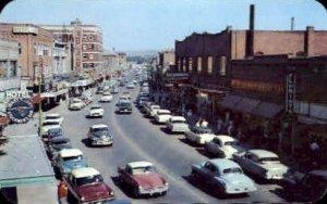 Main Street - Lewiston, Idaho ID