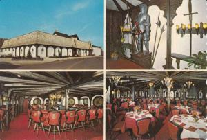 4 Views: The Squires at Far Hills Restaurant, Bridgewater New Jersey 1940-60s
