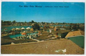 Ken Niles Villa Marina, Newport Harbor CA