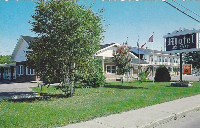 Motel le Lite , LA TUQUE , Quebec , Canada , 40-60s