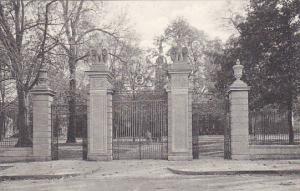 Fitz-Randolph Gateway Princeton University Princeton New Jersey Albertype