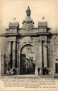 CPA TARASCON-La Porte St-Jean (188880)
