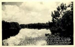 Suwannee River Tallahassee FL Unused