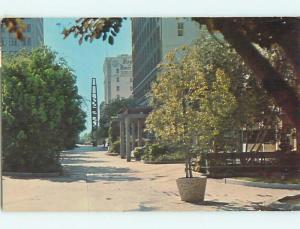 Pre-1980 SHOPS AT FRESNO MALL Fresno California CA t5316