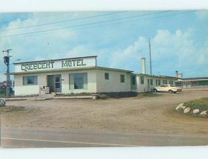 Pre-1980 MOTEL SCENE Tracadie - Sheila - Near Bathurst New Brunswick NB B6798