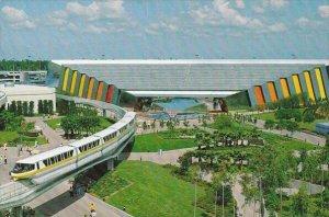 Florida Orlando Universe Of Energy 1990