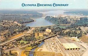Olympia Brewing Company - Olympia, Washington