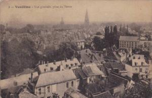Vue Generale, Prise Du Tertre, Vendome (Loir et Cher), France, 1900-1910s