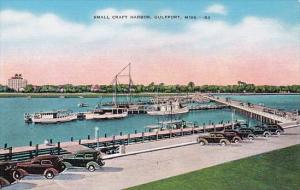 Mississippi Gulfport Small Craft Harbor