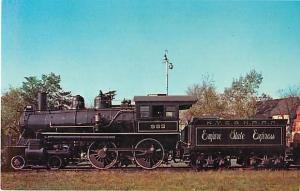 Empire State Express New York Central & Hudson River RR 4-4-