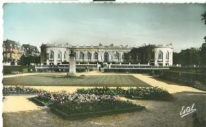France, Deauville, Le Casino et les Jardins, The Casino a...