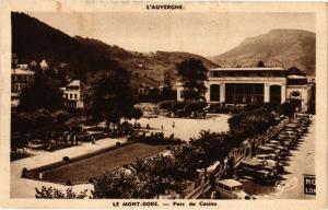 CPA L'Auvergne - Le MONT-DORE - Parc du Casino (220462)