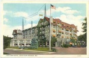 The Elms Hotel, Excelsior Springs, Missouri, 1900-1910s