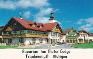 Michigan Frankenmuth Bavarian Inn Motor Lodge