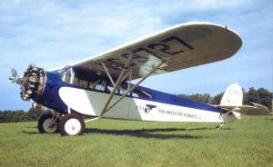 Pan American Airways - Fairchild FC-71