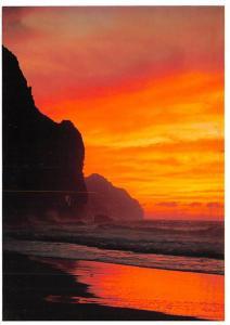 Kauai Sunset - Napali Coast