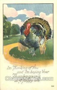 Thanksgiving Postcard Postcards