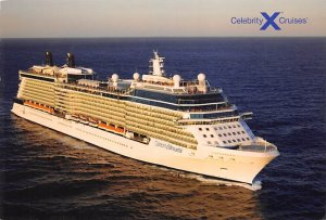 Silhouette Celebrity Cruises Ship Unused