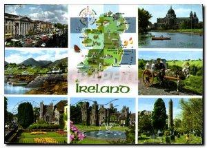 Modern Ireland Post Card