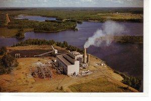 Minnesota Power & Light Co. Plant, Hoyt Lakes, Minnesota !