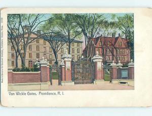 Pre-1907 HISTORICAL HOME Providence Rhode Island RI A2905