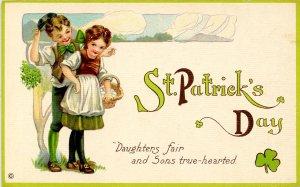 Greeting - St Patrick's Day