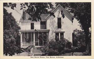 Exterior, Bob Burns Home, Van Buren, Arkansas,  40-60s