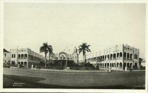 indonesia, JAVA SOERABAIA, Oranje Hotel (1920s) RPPC Postcard