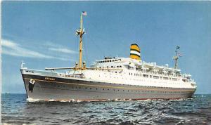 S.S. Ryndam, Holland America Line