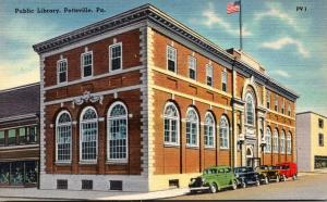 Public Library Pottsville Pennsylvania