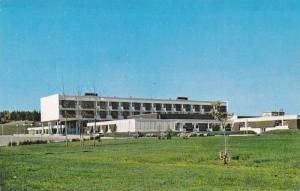 Exterior,  Cabano Comprehensive High School,  Cabano,  Quebec,  Canada,  PU_1993