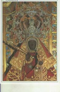 Postal 015189: Virgen de Guadalupe, Caceres