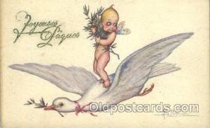 Artist Signed Adolfo Busi Postcard Postcards Series 154 Artist Adolfo Busi Po...