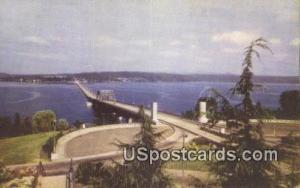 Lake Washington Pontoon Bridge
