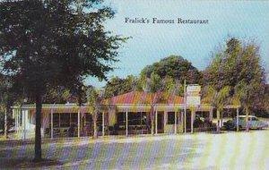 Florida Mount Dora Fralicks Famous Restaurant