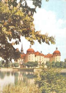 GG10102 moritzburg schloss una barockmuseum  germany