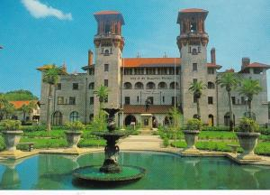Florida St Augustine The Lightner Museum