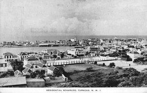 Curacao, Netherlands Antilles Post card Old Vintage Antique Postcard Resident...
