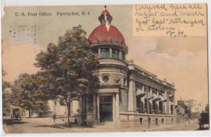 Post Office, Providence RI