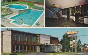 Motel LE GRAND BIEN , Granby , Quebec , Canada , PU-1987