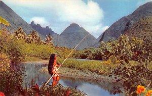 The Valley Tahiti Fiji Unused