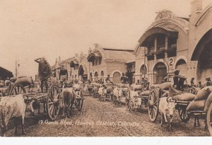 CALCUTTA , India , 00-10s ; Goods Shed , Howrah Station