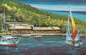 British Virgin Islands The Bitter End Yacht Club North Sound Virgin Gorda