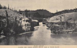 Miles Canyon , Yukon , Canada , 00-10s