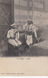 EGYPT , 1898-1907 ; Le Caire - Sais
