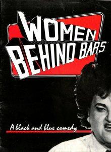 Women Behind Bars Sally Kellerman Linda Blair Adrienne Barbeau 1983 Program C10