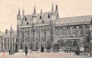 Belgium Bruges - L'Ancien Greffe du Franc (1535) L'Hotel d eville, Chapelle