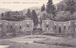 Italy Laggo di Como Cernobbia Giardino della Viile d'Este