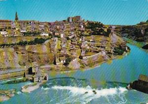 Spain Toledo Panorama