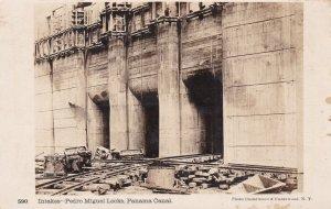 RP: Intakes-Pedro Miguel Locks PANAMA CANAL, 1910-20s